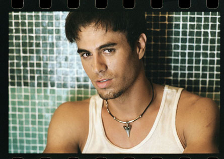 Even Enrique Goes to the Bathroom