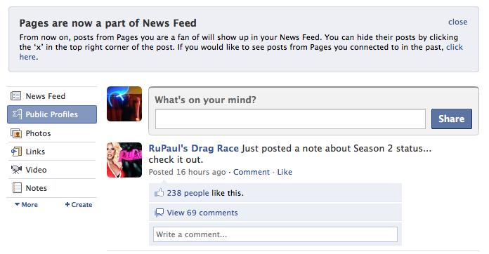 facebook-new-look