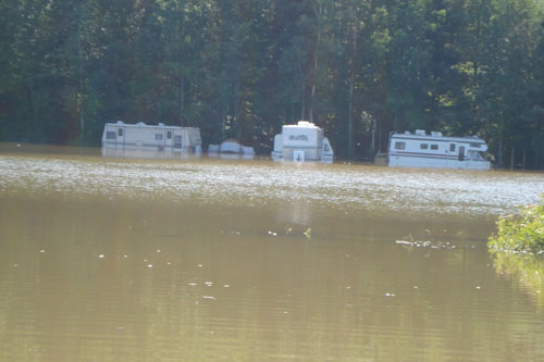 More from the campground