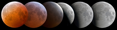 Rare Lunar Eclipse Tonight
