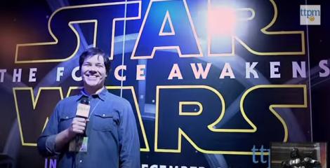 Toy Fair 2015  Star Wars