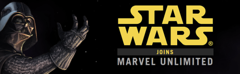 Stars Wars Joins Marvel Unlimited