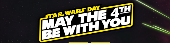 Happy Star Wars Day! Here are Some Deals