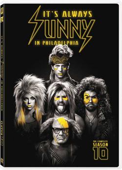 Season 10 DVD Box Cover