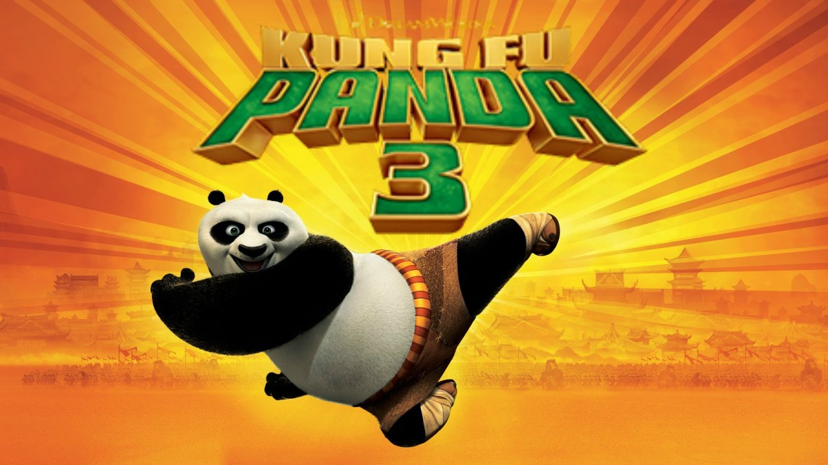 Box Office, Kung Fu Panda Holds The Top Spot